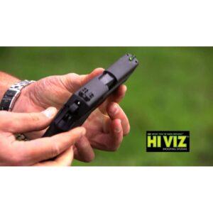 Catare pistol HIVIZ