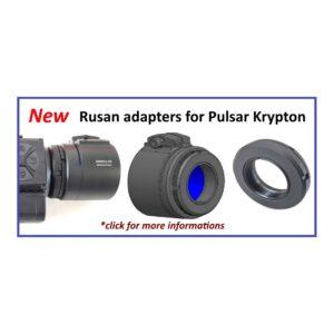 Inel adaptor Rusan QR - Pulsar Krypton